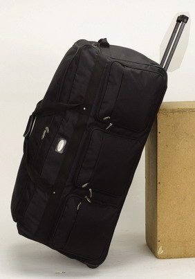 3 Large 42& 34 Rolling Wheeled Duffel Bags Luggage 8999