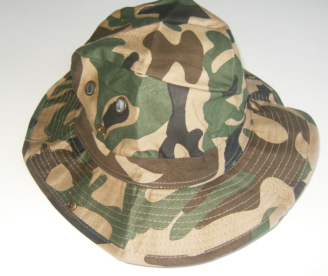 Green camo boonie hat new camouflage hats military ad for Camo fishing hat