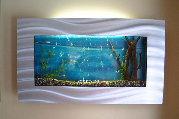 Fish Tank Wall Mounted Wall Mounted Fish Tank  Roselawnlutheran