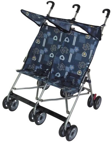 twin umbrella stroller new baby double strollers 4239