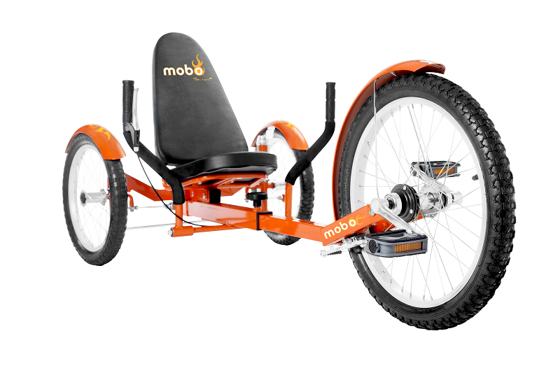 three wheel bike for adult recumbant